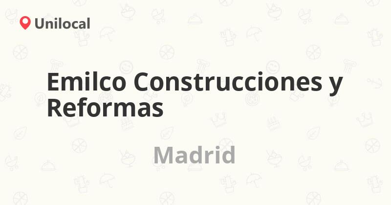 Emilco construcciones y reformas madrid calle antonio - Reformas integrales madrid opiniones ...